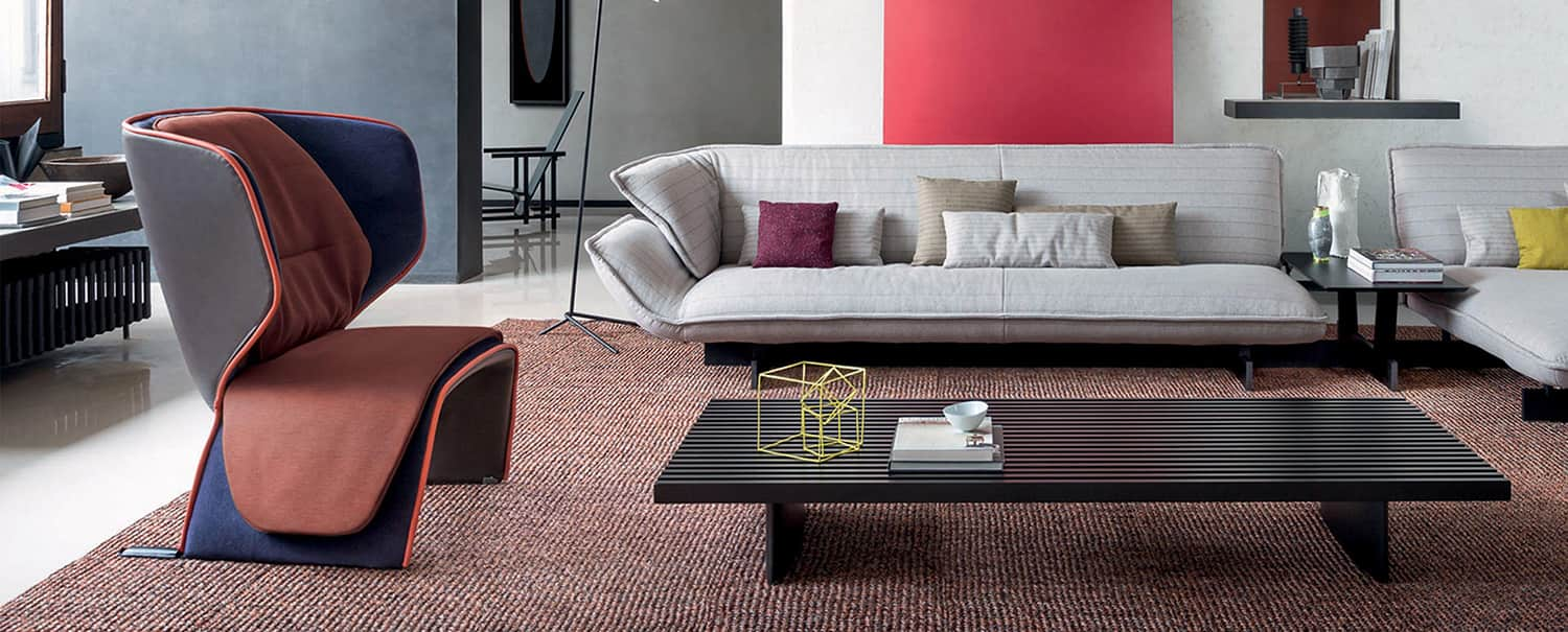 Mobilier design les tendances 2018 for Cassina sedie