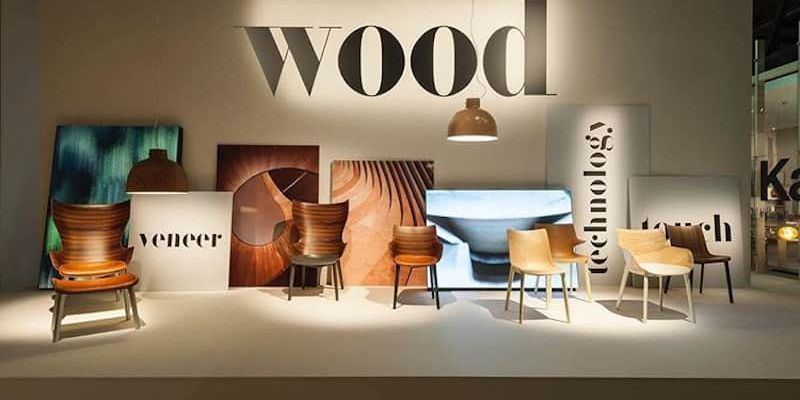 Collection woody de philippe starck pour kartell