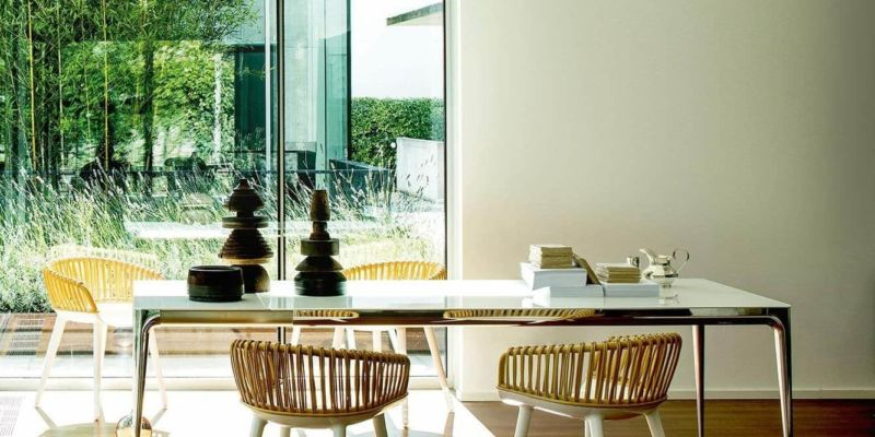 Table Big Will de Philippe Starck chez Magis