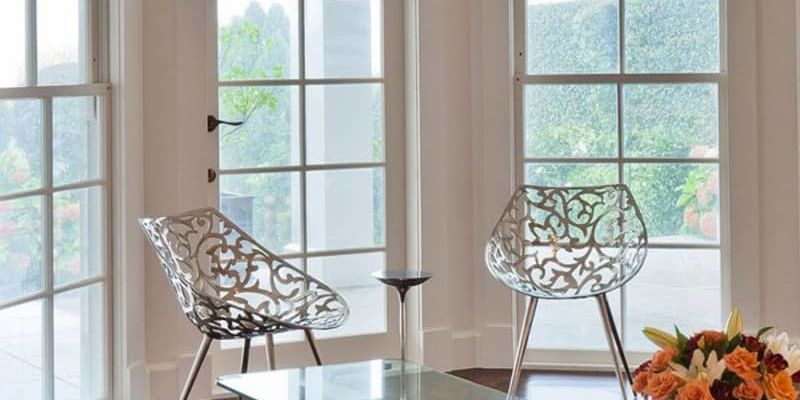 Chaise Miss Lacy de Philippe Starck chez Driade