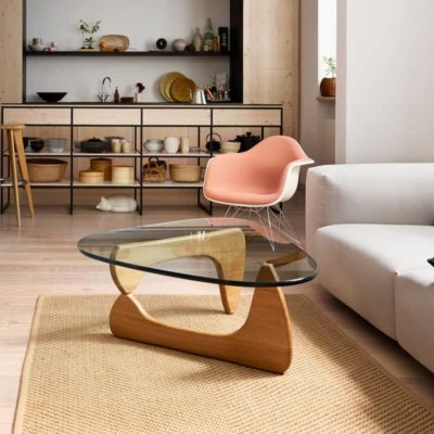 Table basse Coffee Table d'Isamu Noguchi chez Vitra