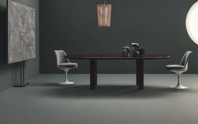 La nouvelle table Smalto chez Knoll