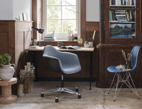 « Make your home work » avec VITRA