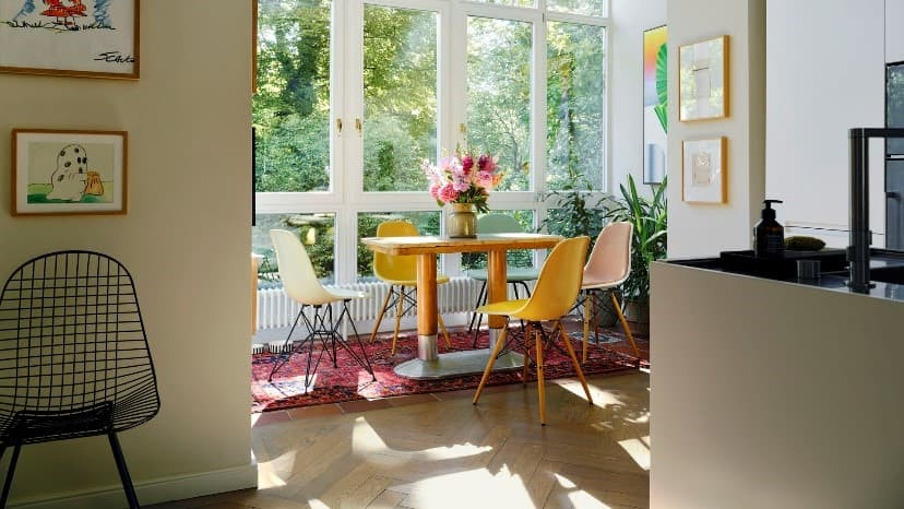 Eames Shell Chairs, Charles & Ray Eames, 1950