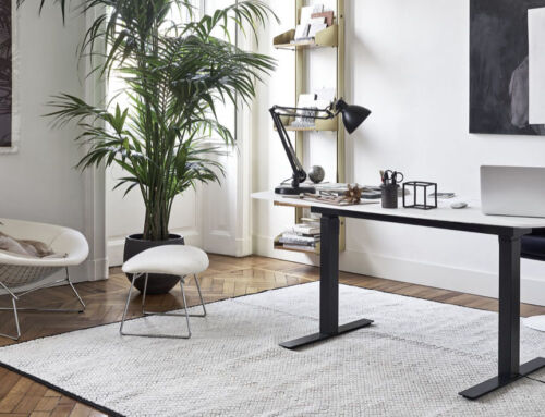 Work from Home : la nouvelle collection Knoll