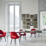 La dining table Florence Knoll
